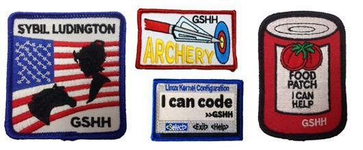 Council Own Patches