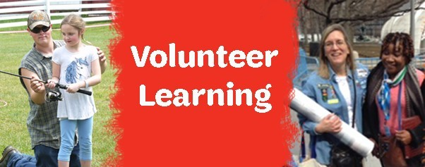 Activities Module - Volunteer Learning Header