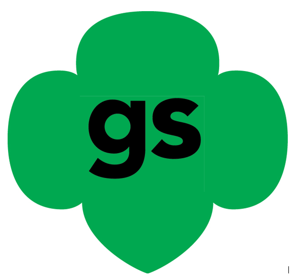 gs logo in trefoil