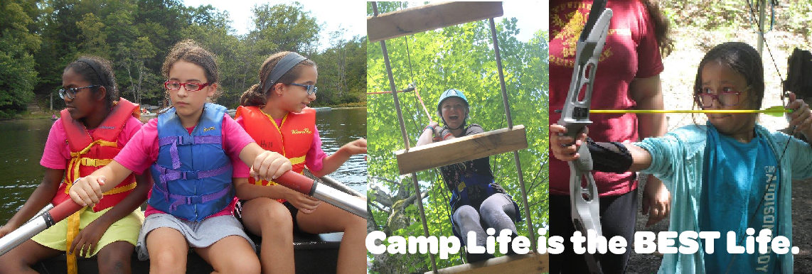 camp life is the best life - newletter image